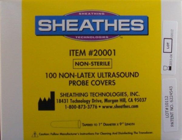 Sheathing Technologies 20001
