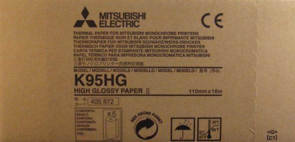 Mitsubishi K-95HG