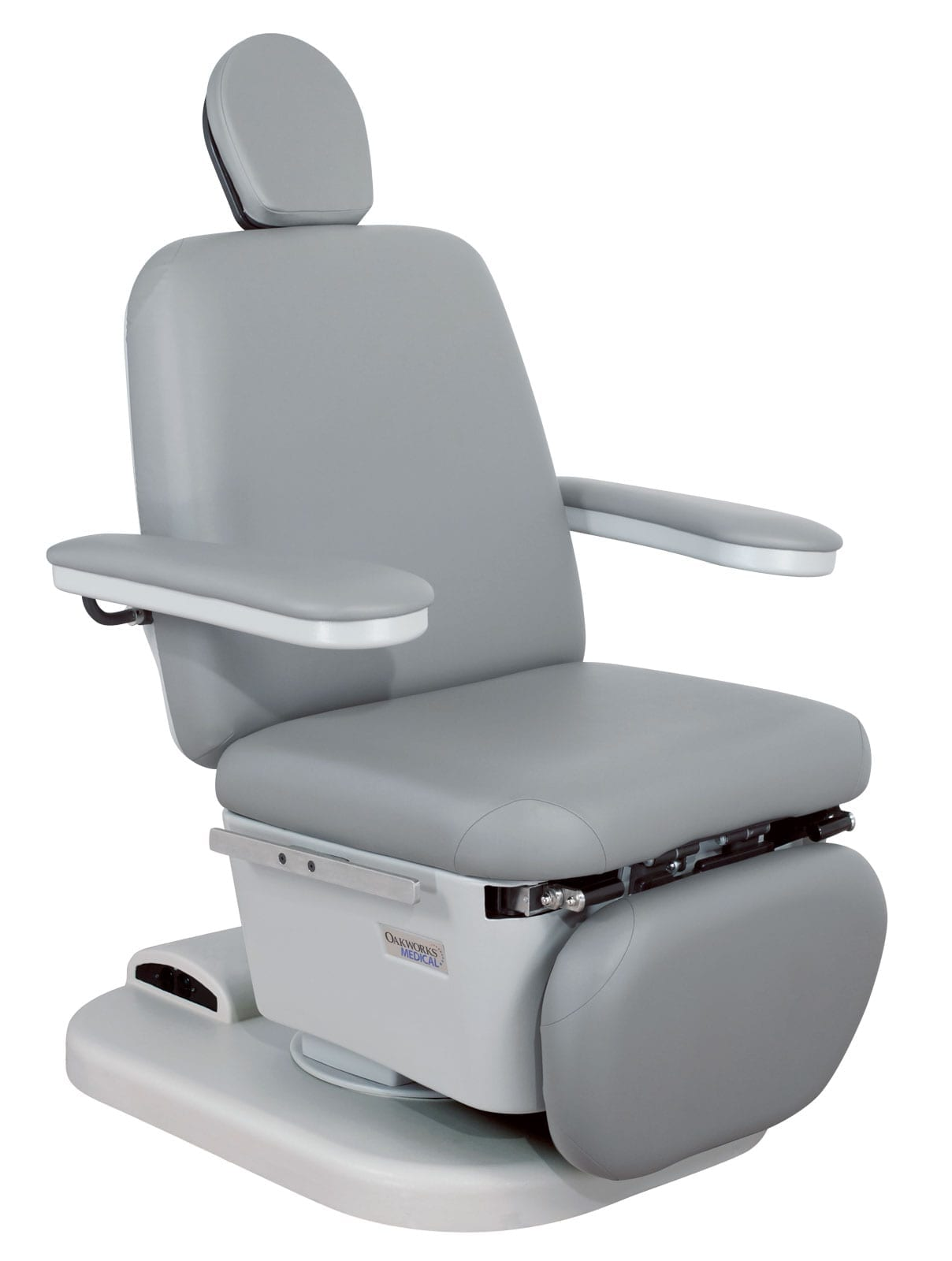 Imaging Associates – Oakworks Medical – 300swivel-chair-pewter-grey